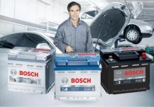 Baterias  12v :  Bosch  / Moura